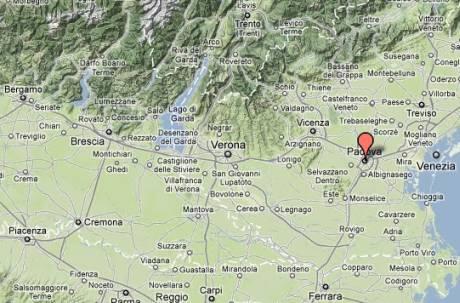 Meteo su Google Maps