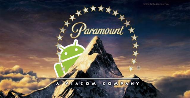 Paramounts Google Play