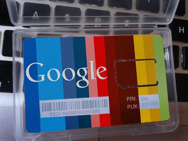 Google operatore mobile spagna falso