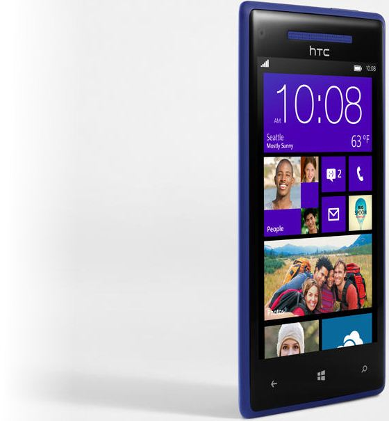 HTC 8X e HTC 8S, due nuovi Windows Phone per Htc