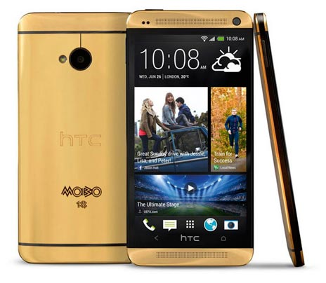 HTC One MOBO