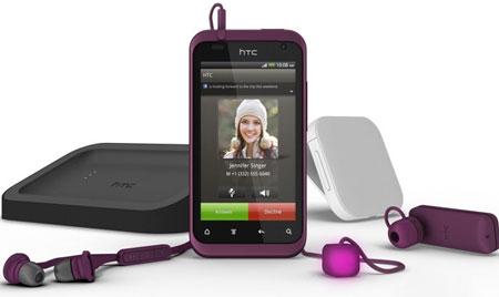 HTC Rhyme contenuto confezione