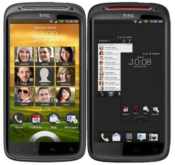 Android ICS HTC Sensation XE