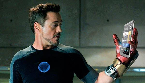 HTC Robert Downey Junior