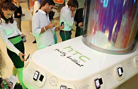 HTC Desire Party Foto 6