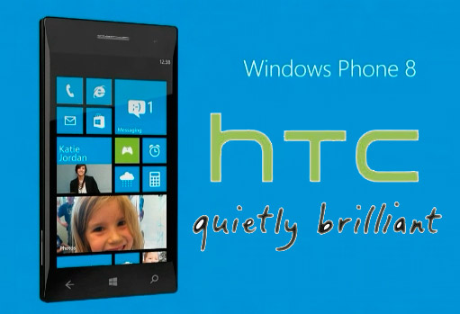 Windows Phone 8 HTC