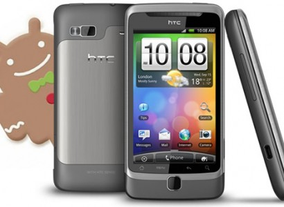 HTC INcredible S Gingerbread