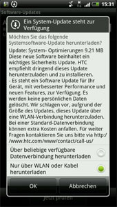 HTC Sensation update sicurezza