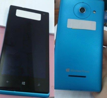 Huawei W1 WP8