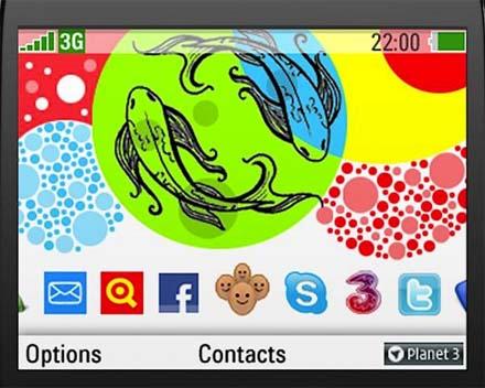 Display INQ 3G