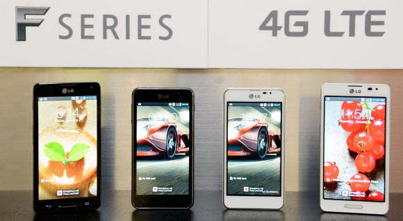 LG Optimus Optimus F7 e F5