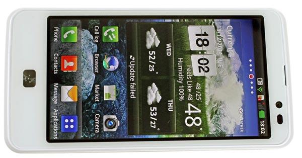 LG Optimus LTE SU6200