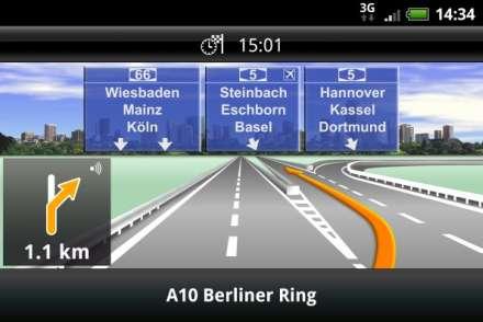 Navigon per Android