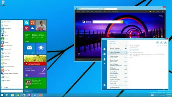 Windows, il nuovo Start