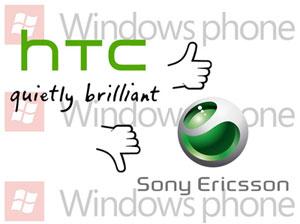 Windows Phone Sony Ericsson