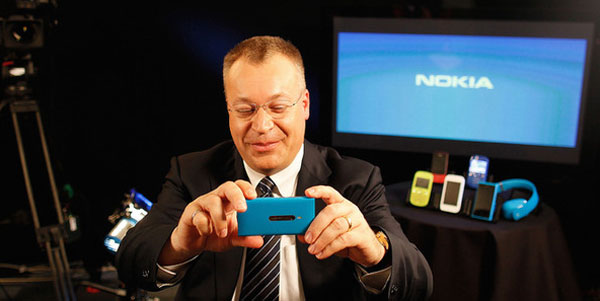 Stephen Elop Windows Phone