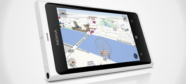Google Maps Windows Phone 8