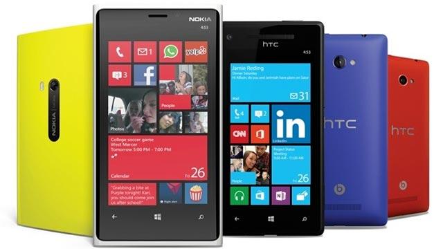 Telefoni Windows Phone 8