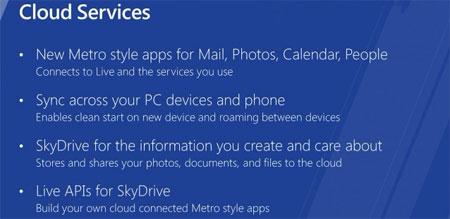 Social Network e Cloud Skydrive