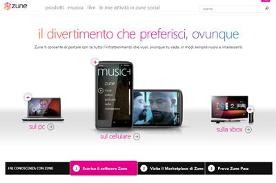 Microsoft zune download