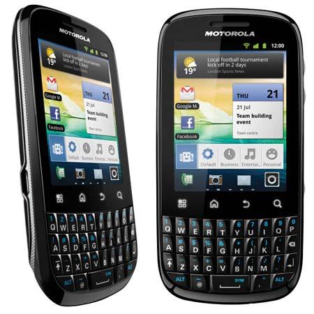 Telefonino Android Motorola Fire