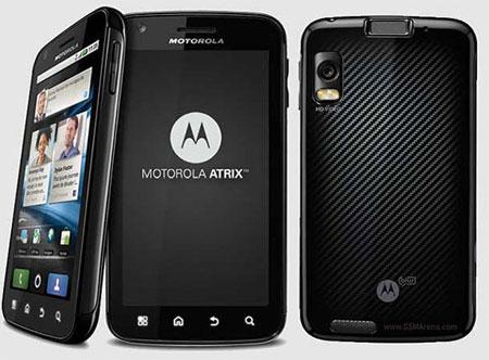 Motorola 4G Atrix