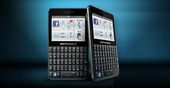 Motorola svela Motokey Social, nuovo Facebook-phone basato ...
