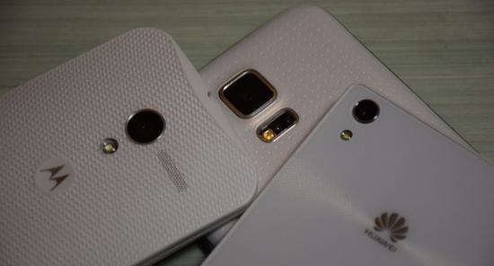 Motorola moto x vs huawei ascend p7 vs samsung galaxy s5 il nostro