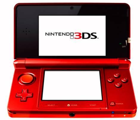 Nintendo 3DS Blu