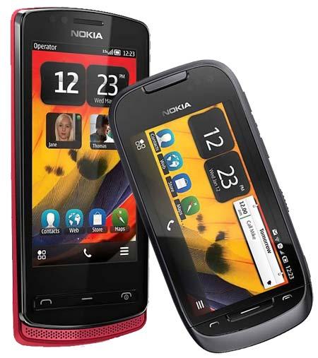 Nokia 700 e Nokia 701