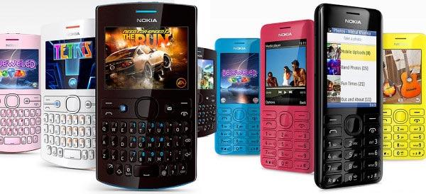 Nokia Asha 205 Nokia Asha 206