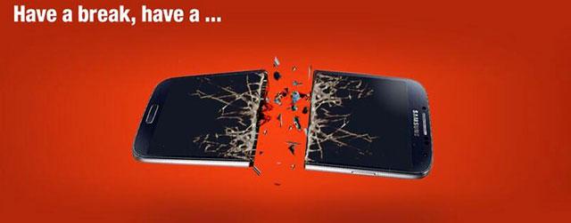 Nokia spezza Galaxy S4
