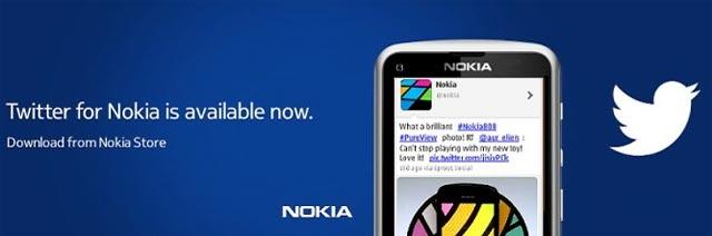 Nokia Twitter Serie 40