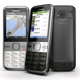Nokia C5 5 MP
