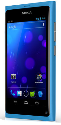 Nokia N9 Android ICS