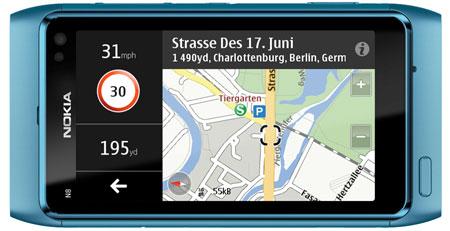 Nokia выпустила карты для iPhone, iPad и iPod