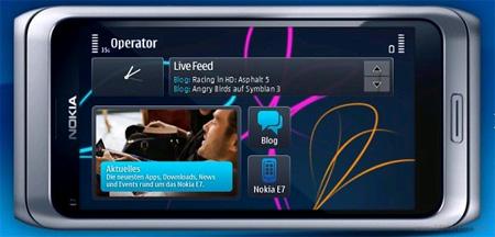 Symbian Anna Nokia E7