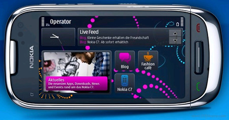 Symbian Anna Nokia C7