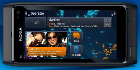 Symbian Anna Nokia N8