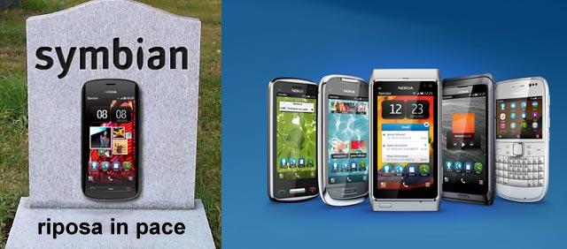 Nokia Symbian RIP
