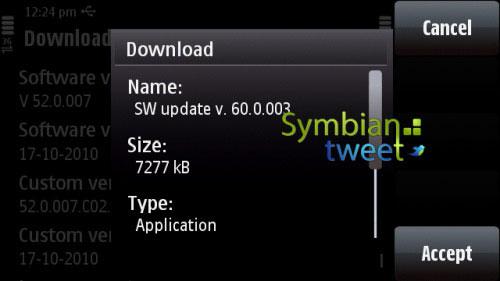 Symbian Anna Nokia 5800 e Nokia 5530