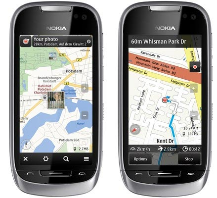 Nokia Beta Labs Nokia maps Belle