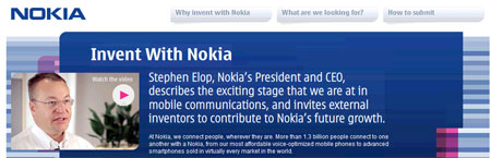 Invent with Nokia