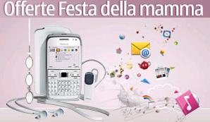 Nokia in occasione della Festa della mamma