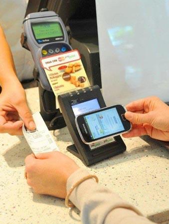 Postemobile NFC
