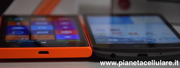 Nokia lumia 735 vs lg g3s il nostro video confronto