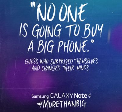 Samsung su iPhone 6