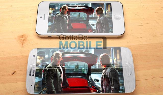 Samsung Galaxy S4 concept render