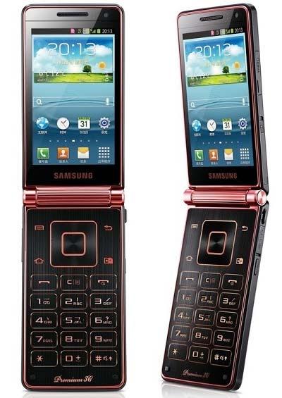 Samsung Galaxy Folder 2015 Nuovo Flip Phone Android Da