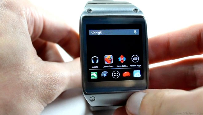 Samsung Galaxy Gear semi root